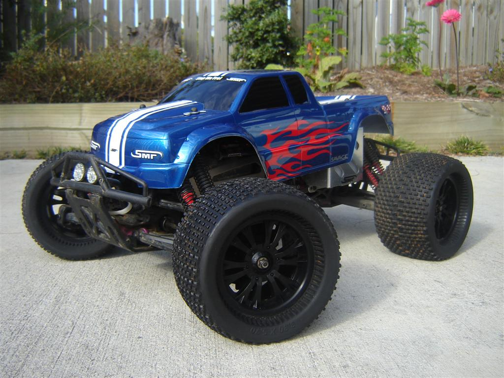 !!!LOSI LST GRAVE DIGGER!!! - R/C Tech Forums