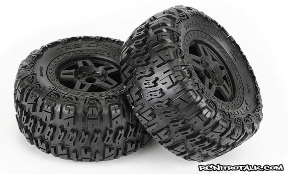 Trencher For Sale >> swamp dawg tires, good? bad? - R/C Tech Forums