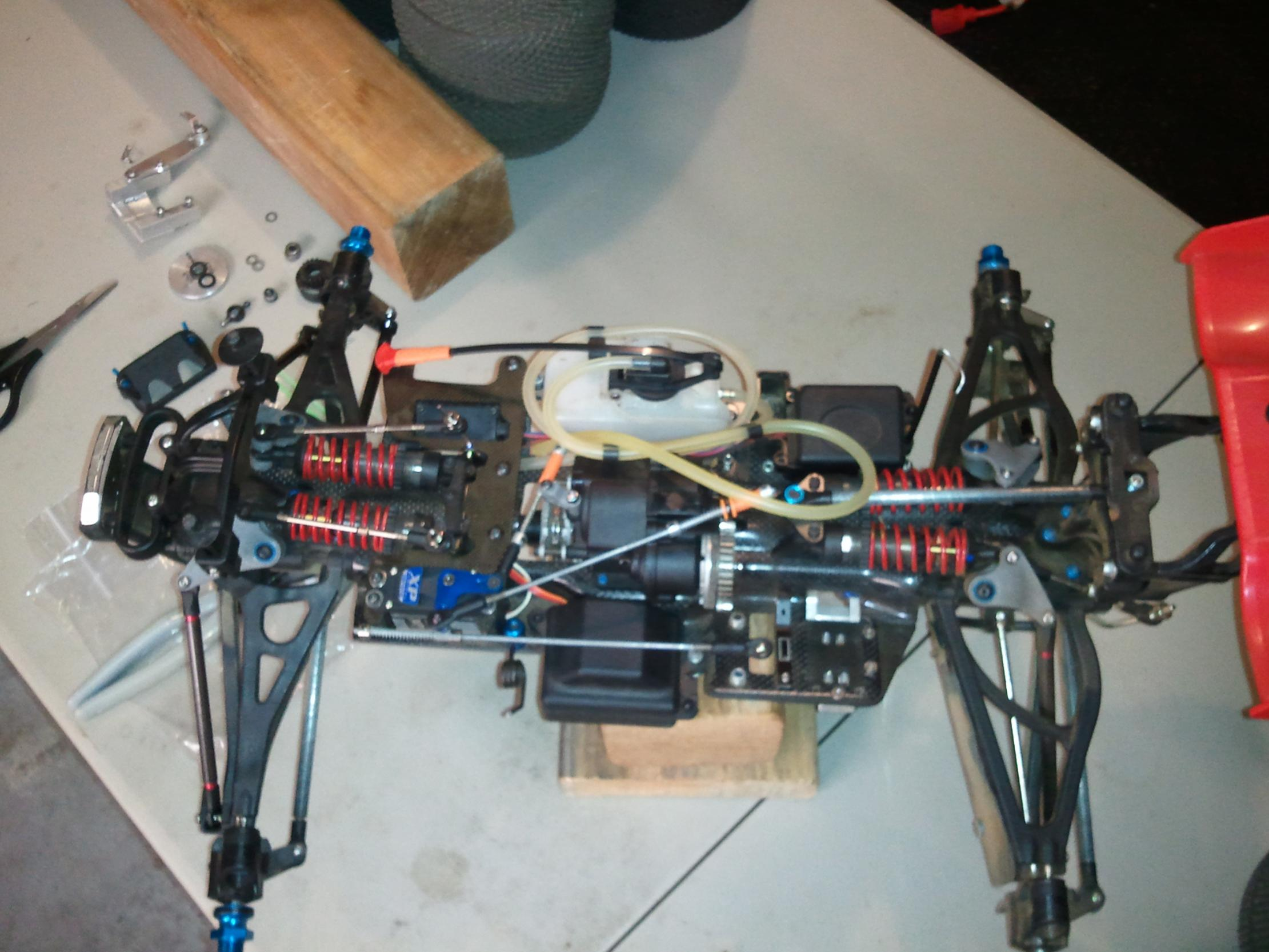 Revo 3.3 upgrades for race? - R/C Tech Forums
