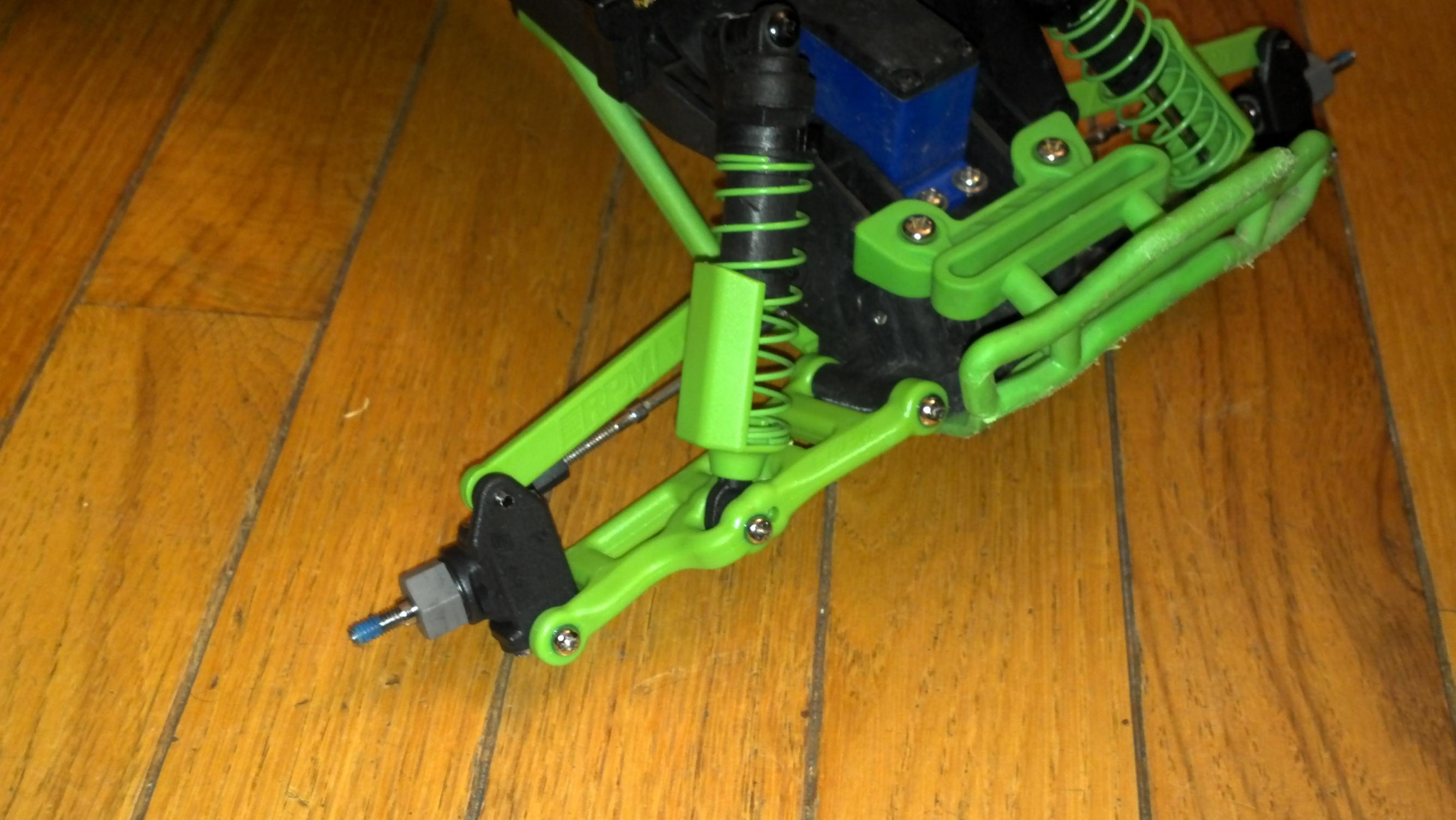 Traxxas Grave Digger Upgrade Project - R/C Tech Forums