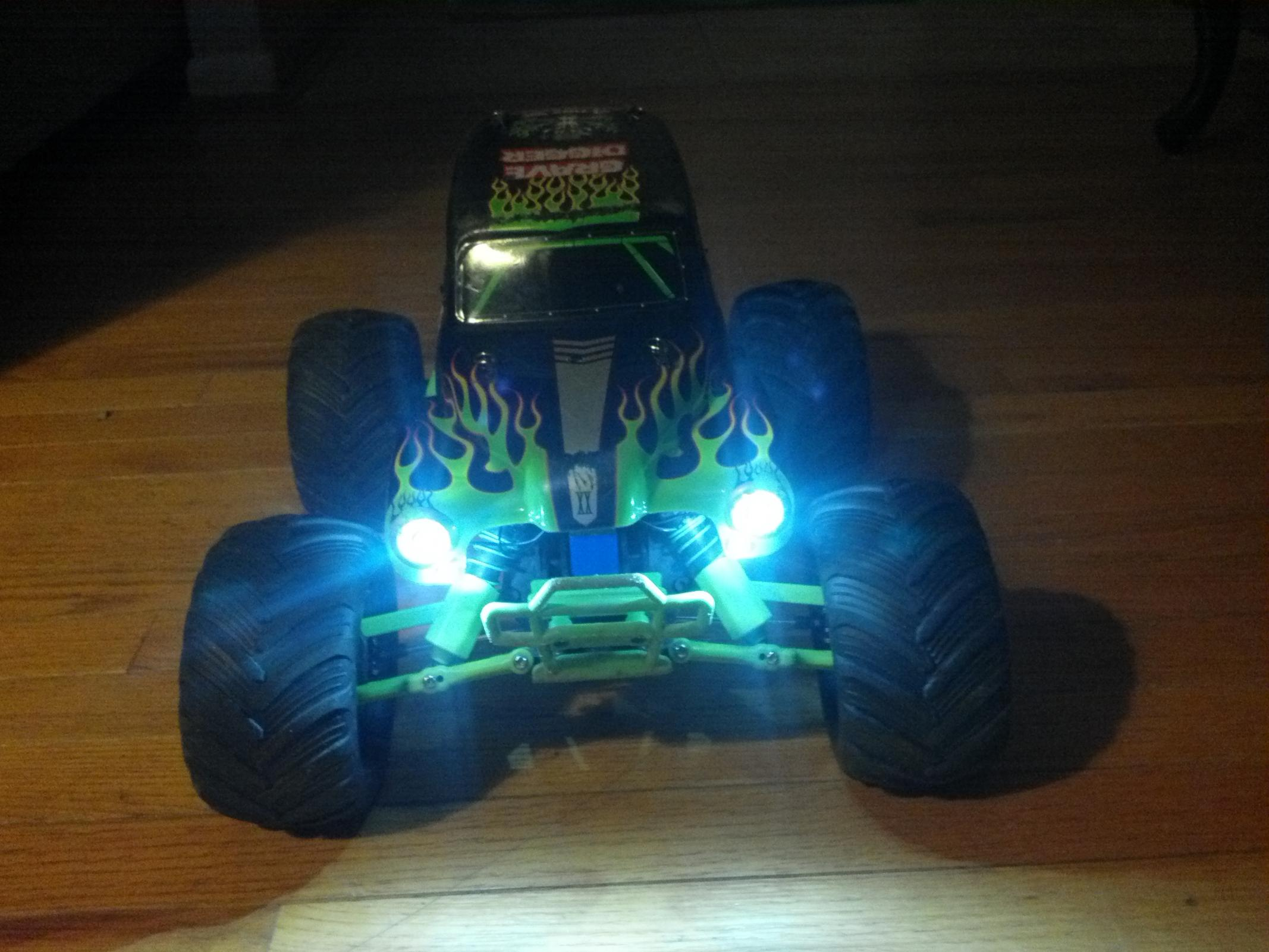 Traxxas Grave Digger Upgrade Project R C Tech Forums