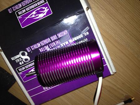 img_0684.jpg Sirius 1717 brushless motor debut!