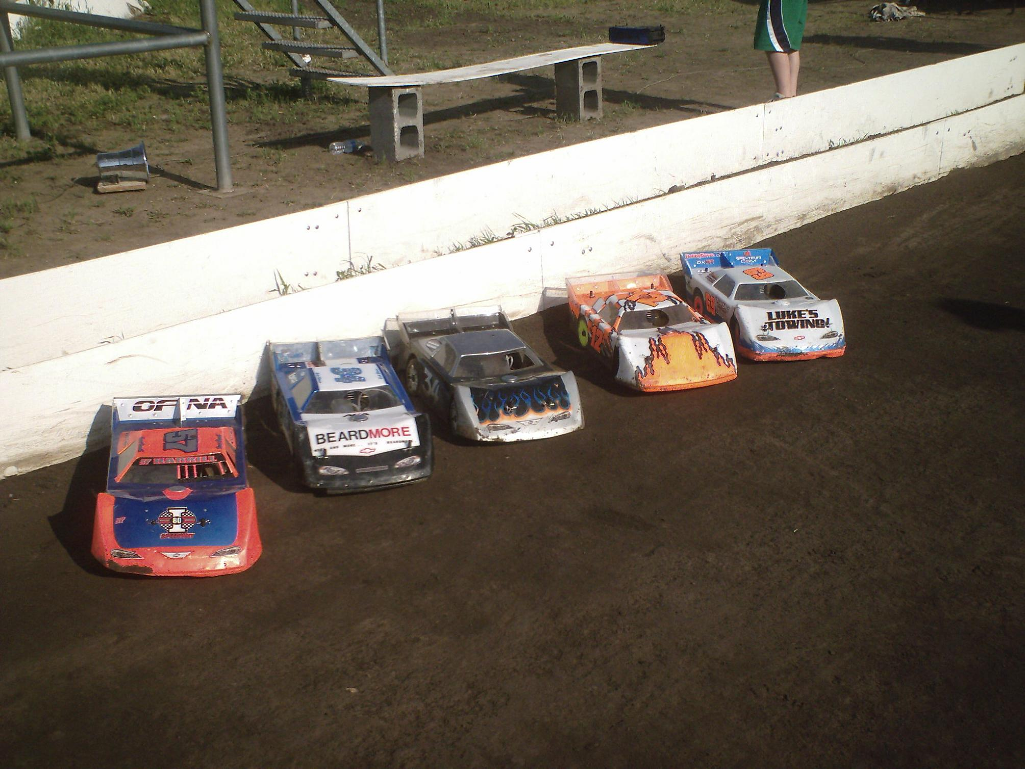 Images of Dirt Oval Rc Racing