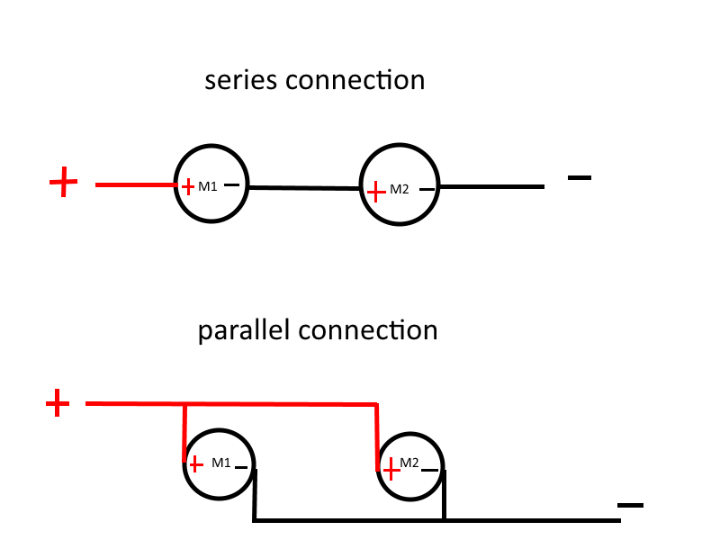 starter box motors    in series or parallel  - page 2
