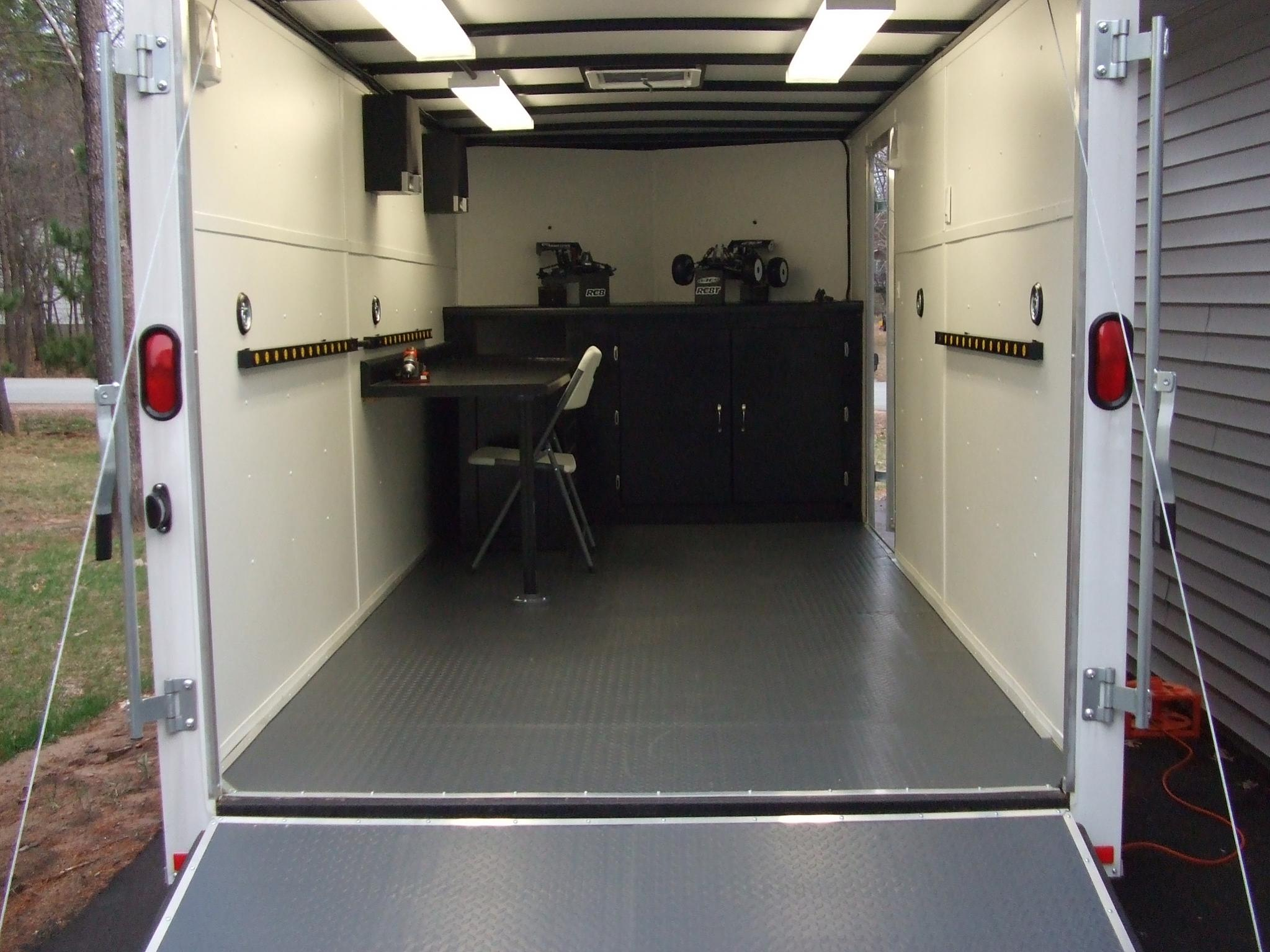 Let s see your rc workshop trailer s page 5 r c tech for Rv workshop