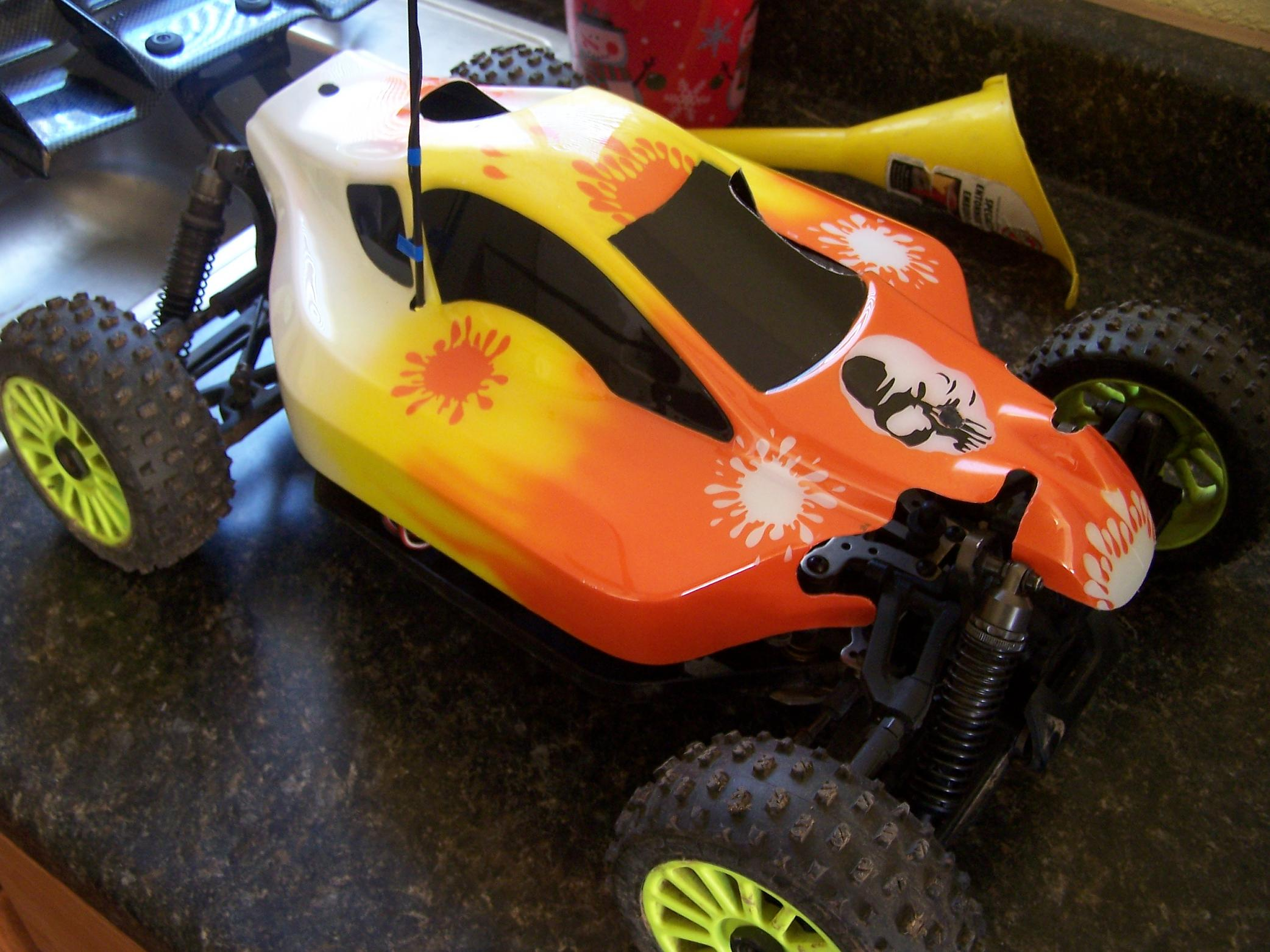 Jammin' X2 Buggy - Page 13 - R/C Tech Forums