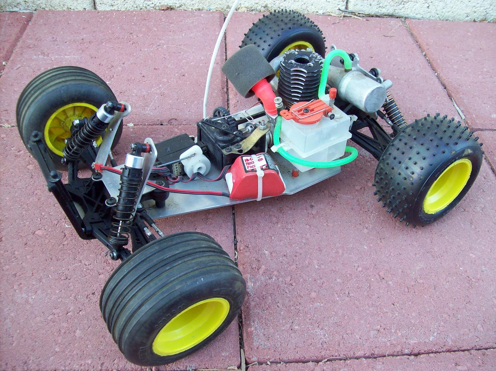 Big Truck Trader >> Chassis Identification ??? Vintage Nitro Kyosho - R/C Tech Forums