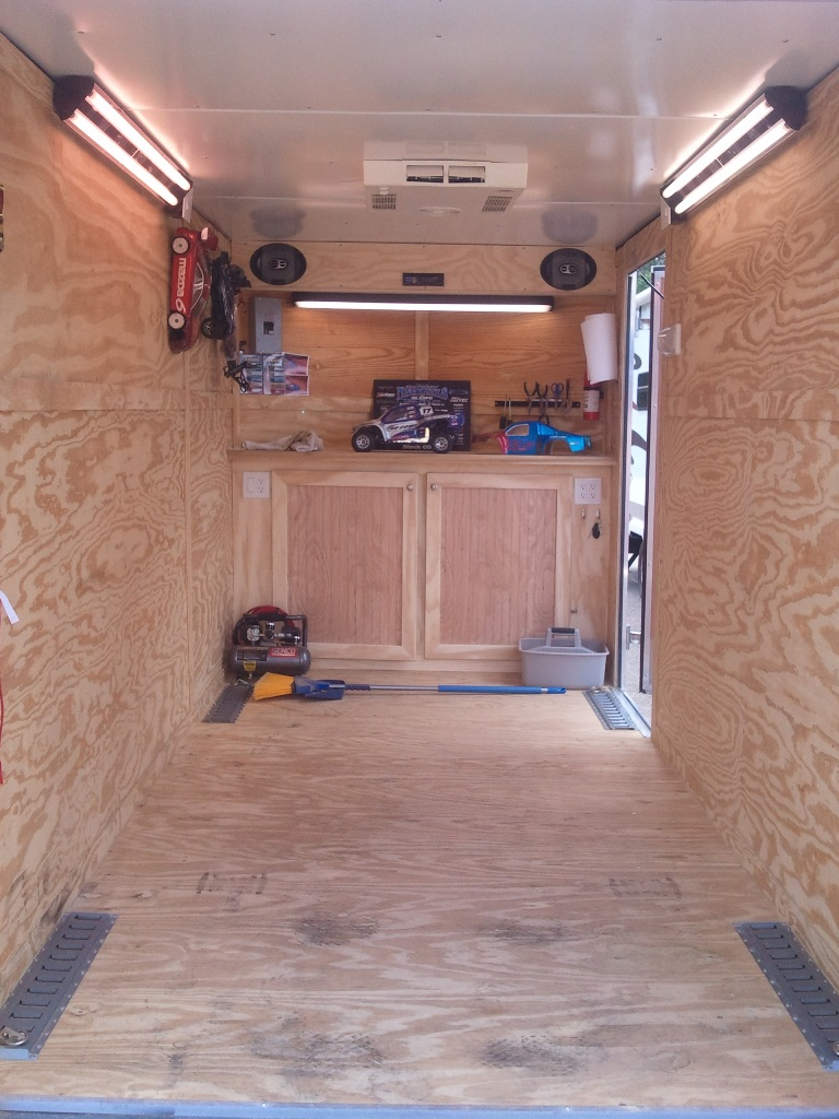 Pit trailer ideas page 3 r c tech forums for 6x12 wood floor trailer