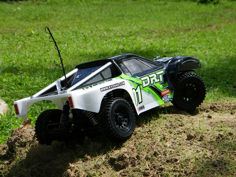 My Kyosho DRT in action - R/C Tech Forums