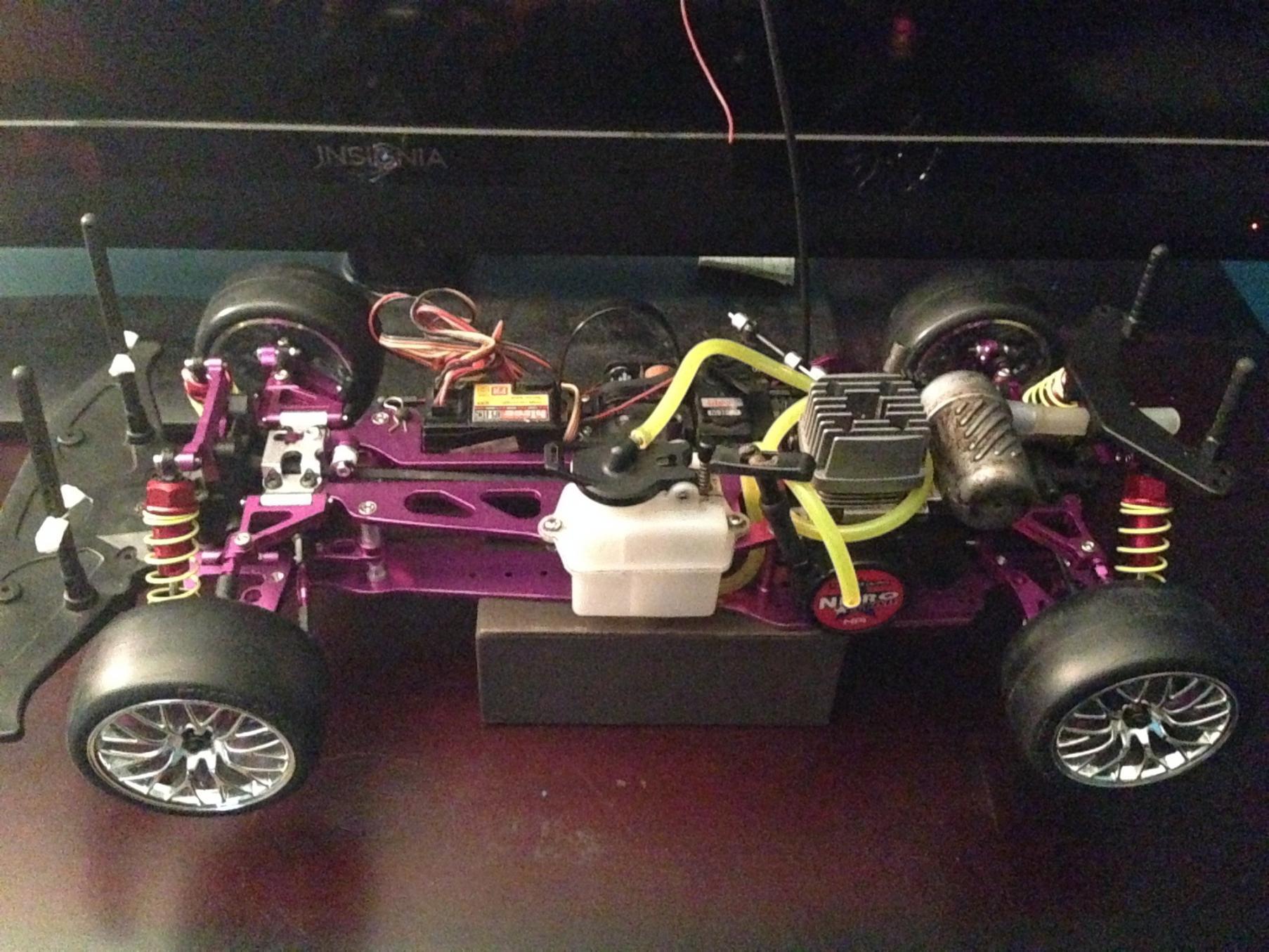 D Hpi Super Nitro Rs Project