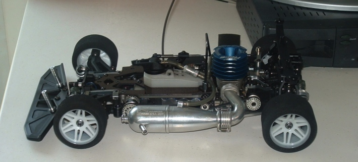 230mm Conversion For 200mm Touring Car (Kyosho RRR/Evo