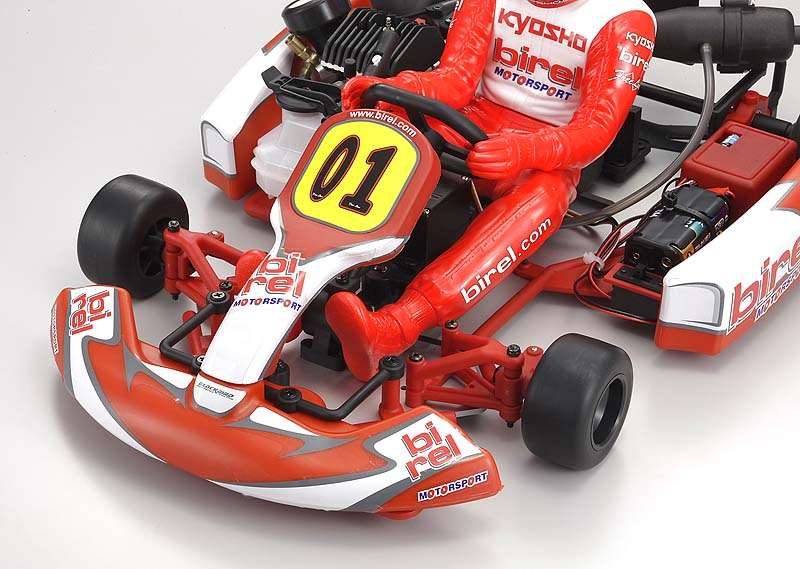 Rechargeable Alkaline Batteries >> New Kyosho Kart! - R/C Tech Forums