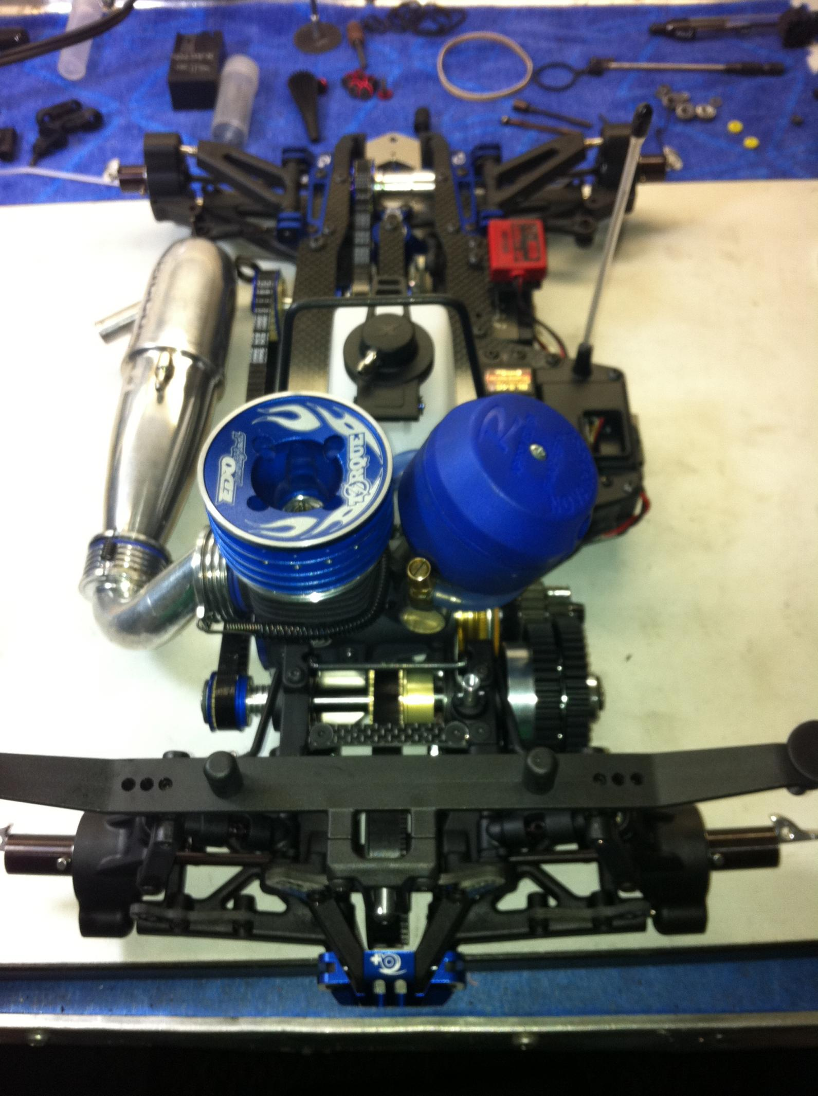 Xray RX8 1/8th Scale - Page 66 - R/C Tech Forums