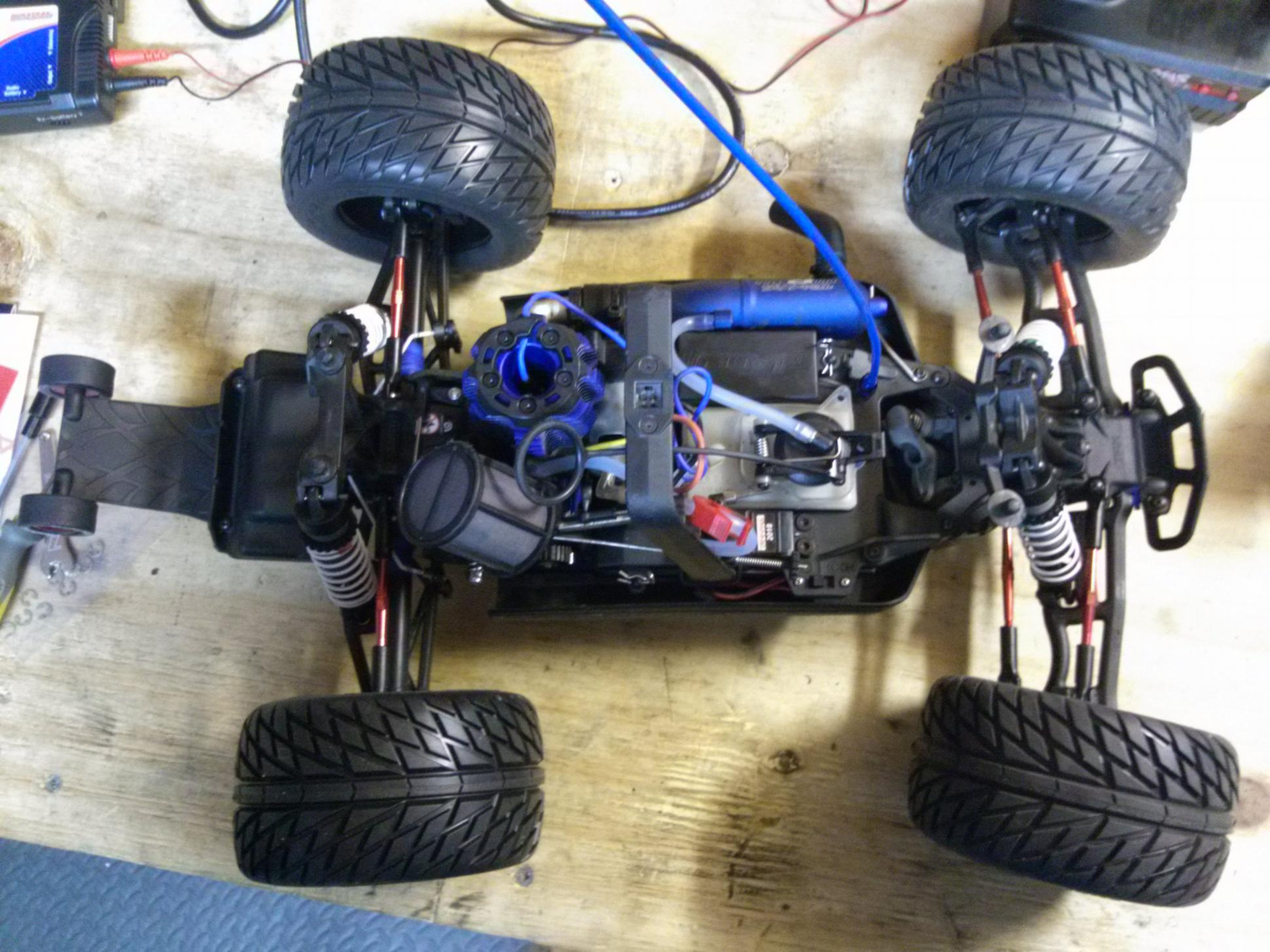 official traxxas jato 3 3 on road thread r c tech forums. Black Bedroom Furniture Sets. Home Design Ideas