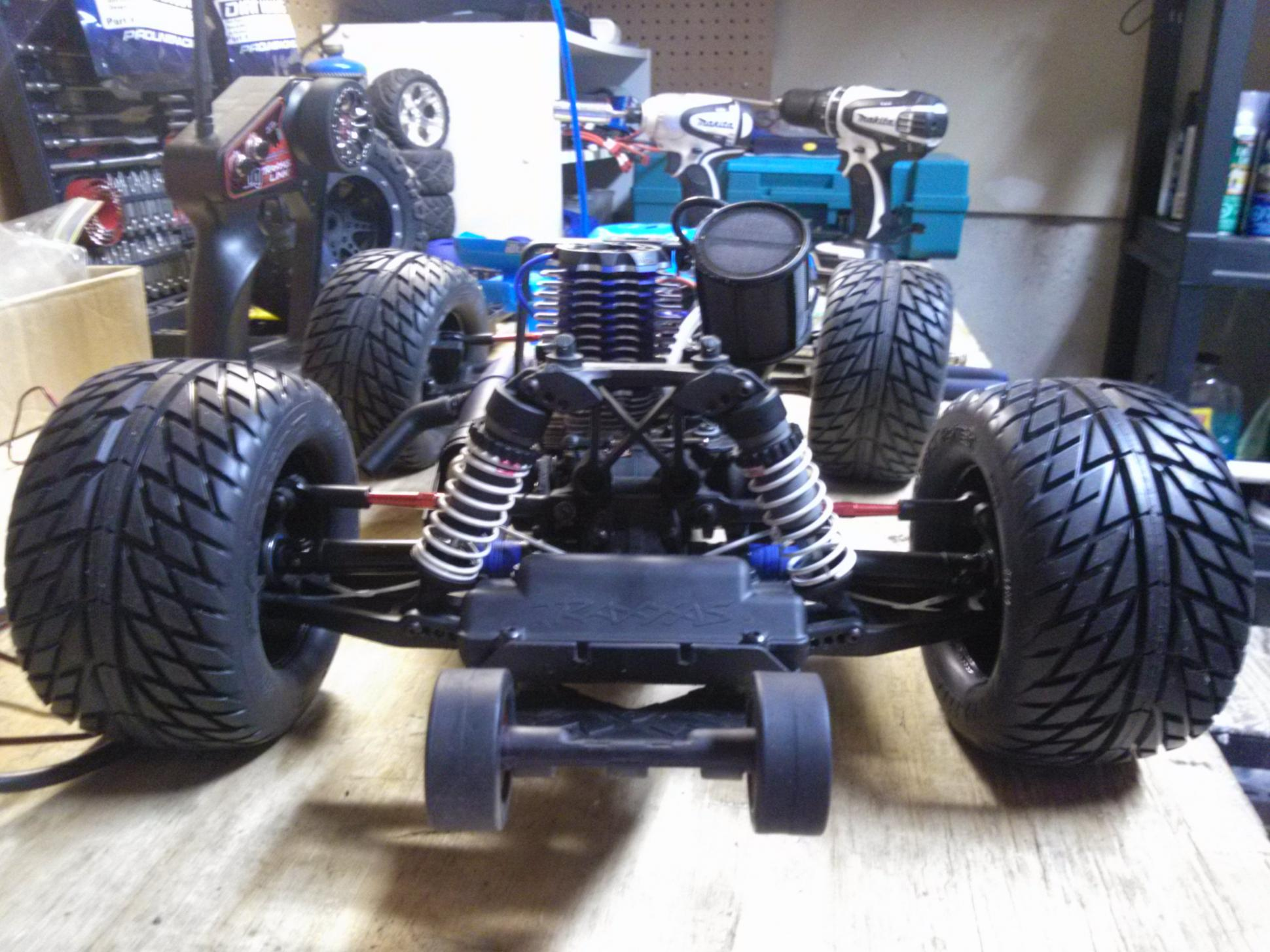 ficial Traxxas Jato 3 3 Road Thread img039