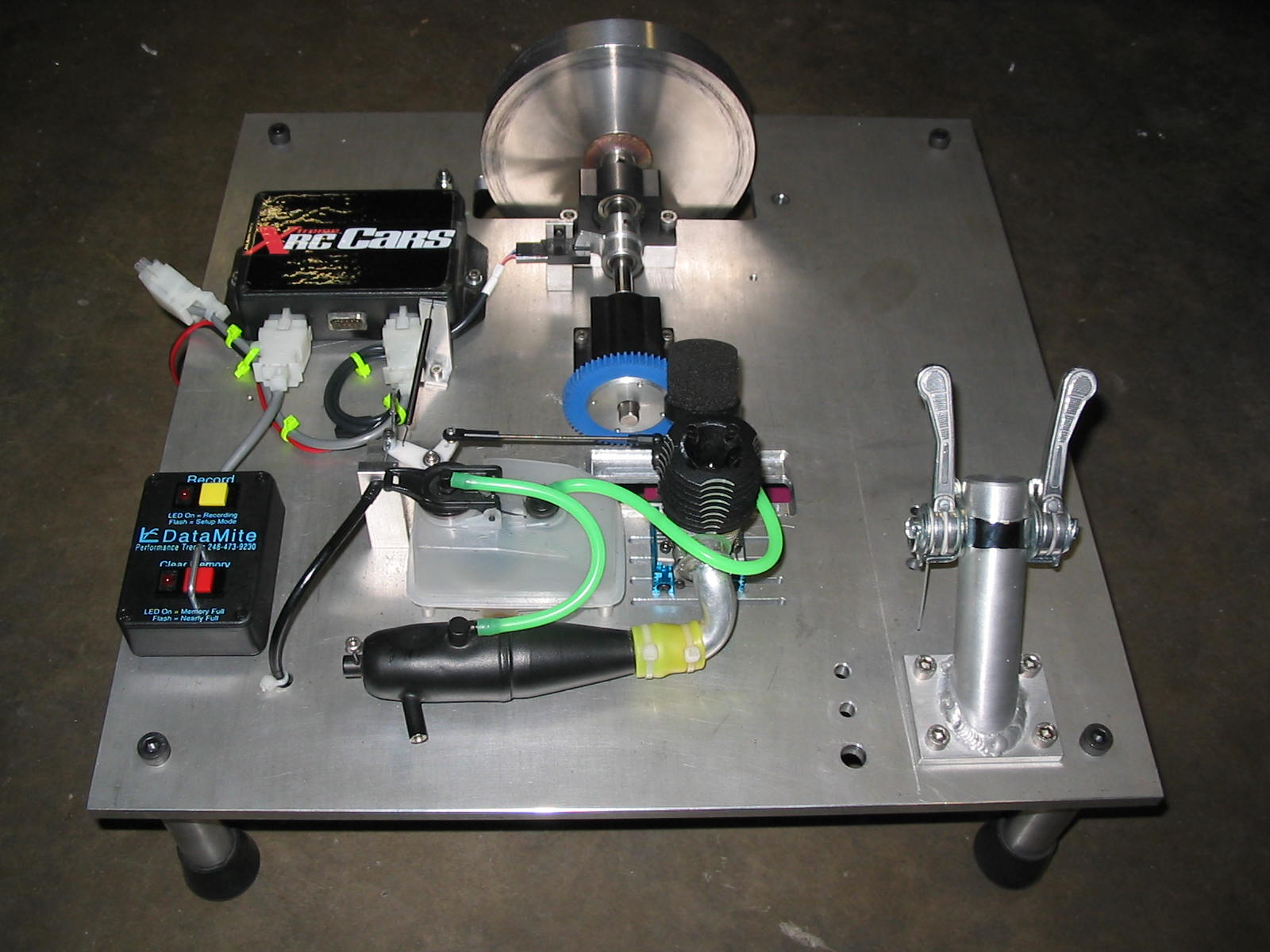 How to measure an engine 39 s torque r c tech forums for Measuring electric motor torque