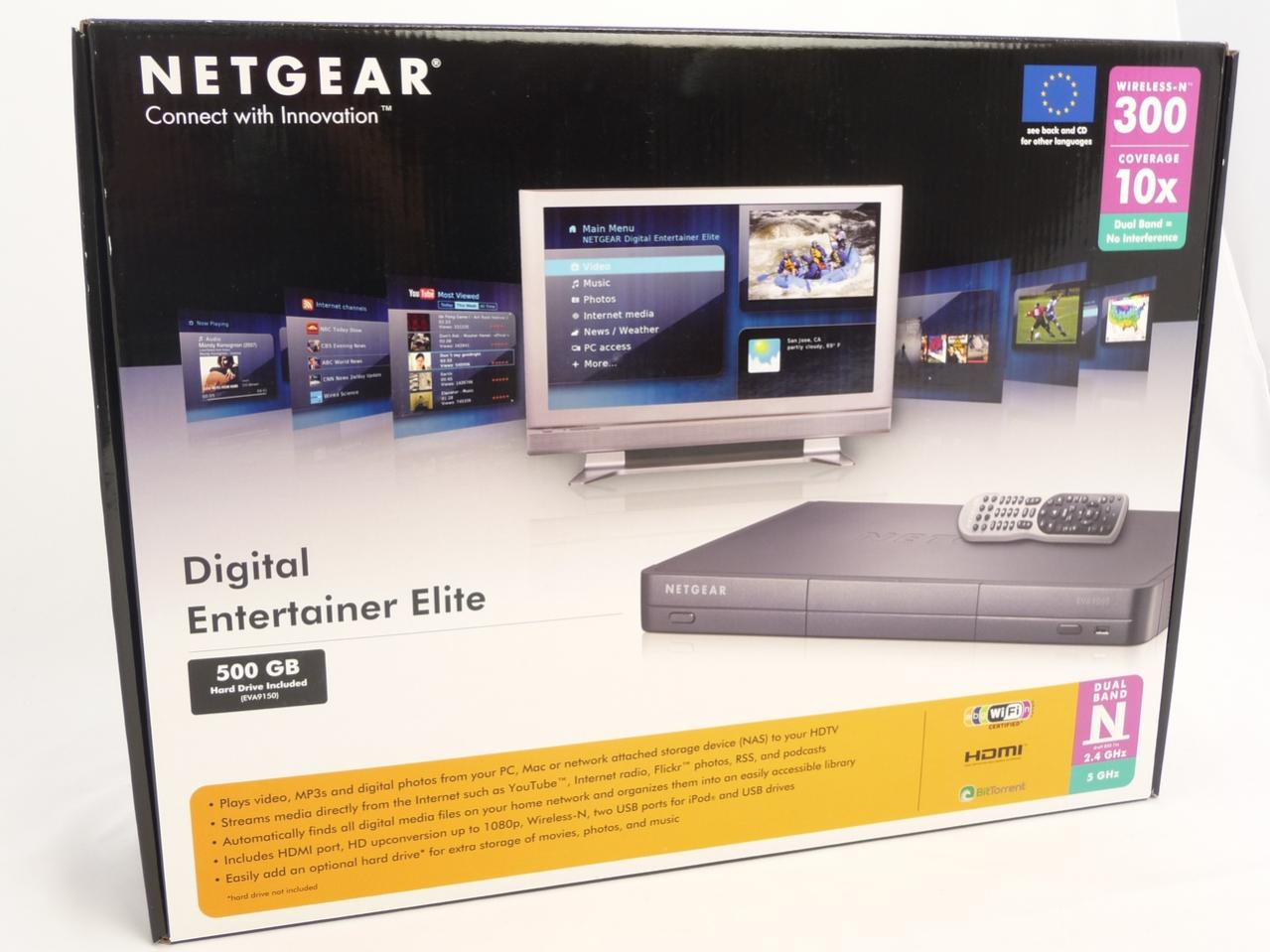 DOWNLOAD DRIVERS: NETGEAR EVA9150 MEDIA PLAYER