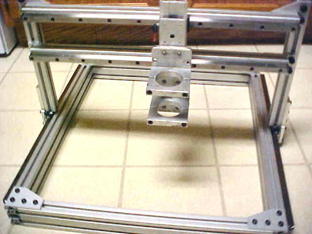 cnc machine aluminum