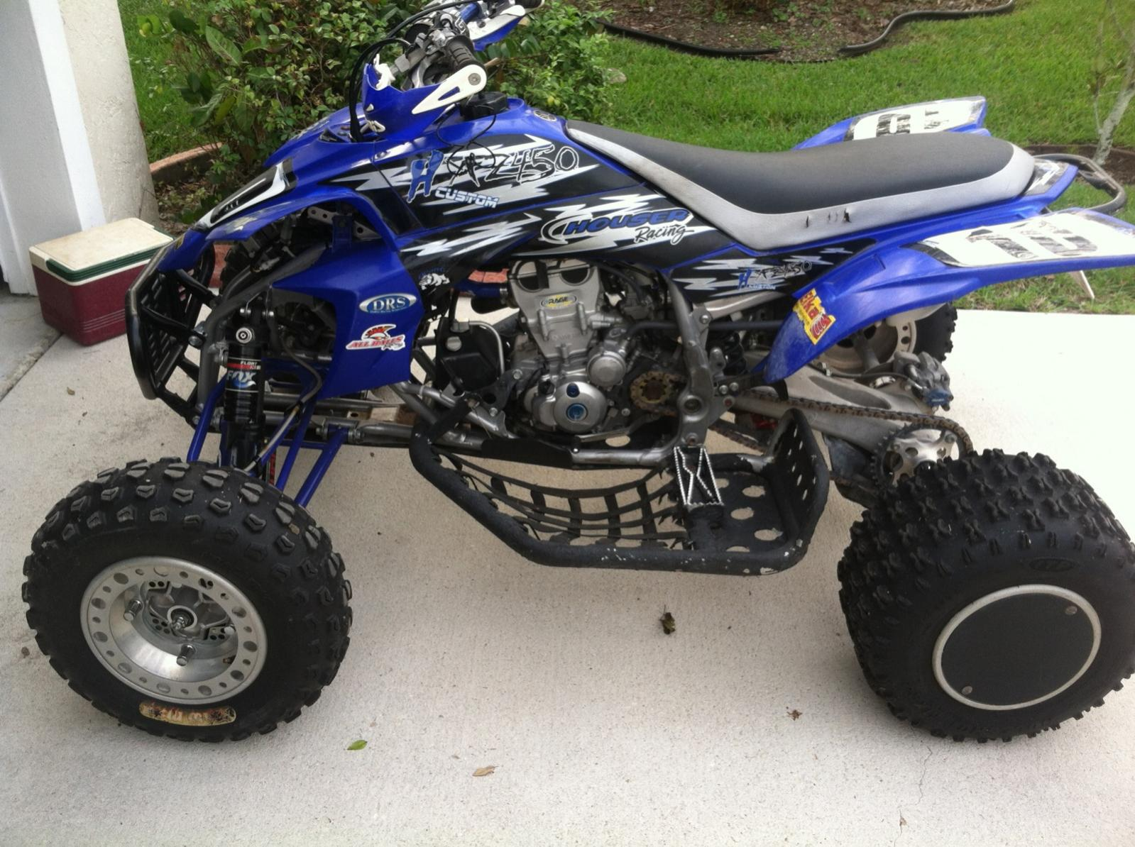 Yamaha  Race Quad For Sale