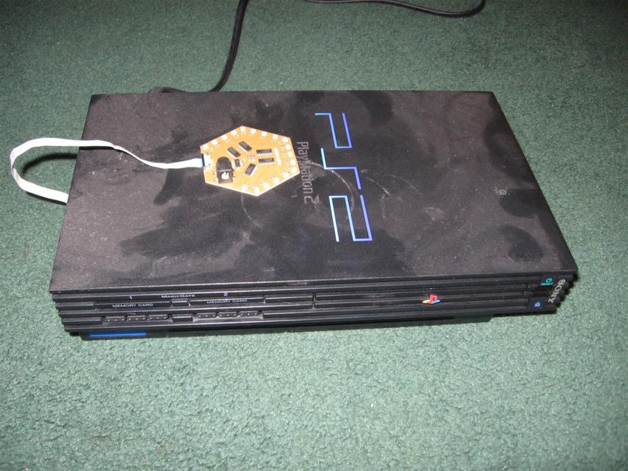 playstation 2 mod chip