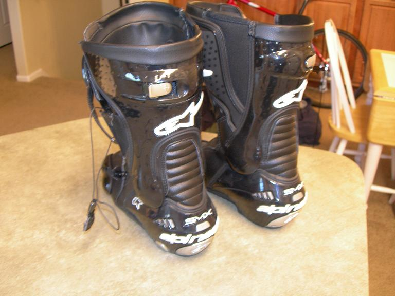 AXO RC-5 First pair of boots. Bad? | The Dirt Bike, MX ...