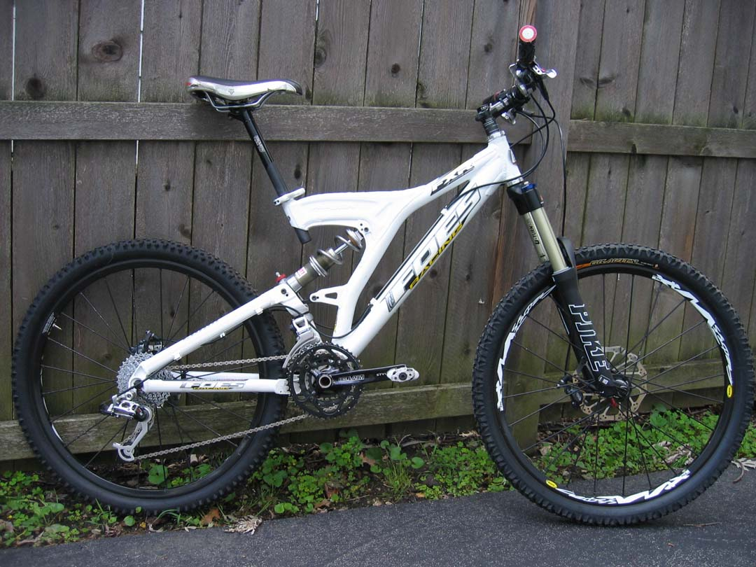 Wanted Dual Suspension Mountain Bike Boards Ie