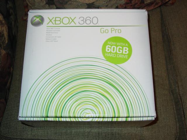 NIB XBOX 360 Pro 60 GIG & Halo edition 20 GIG HDD - R/C ...