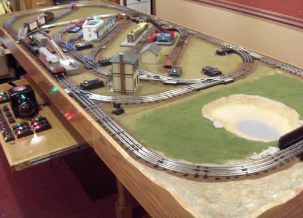 wiring lionel tubular track lionel trains o27 gauge