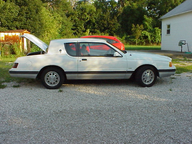 1985 mercury cougar xr7 submited images