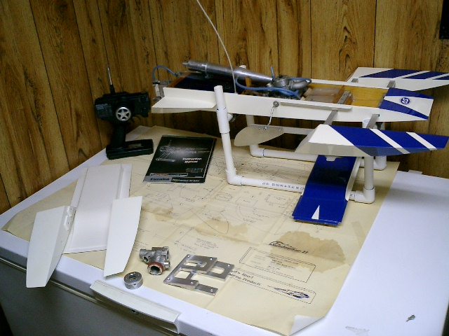 FS/FT nitro hydro outrigger - R/C Tech Forums