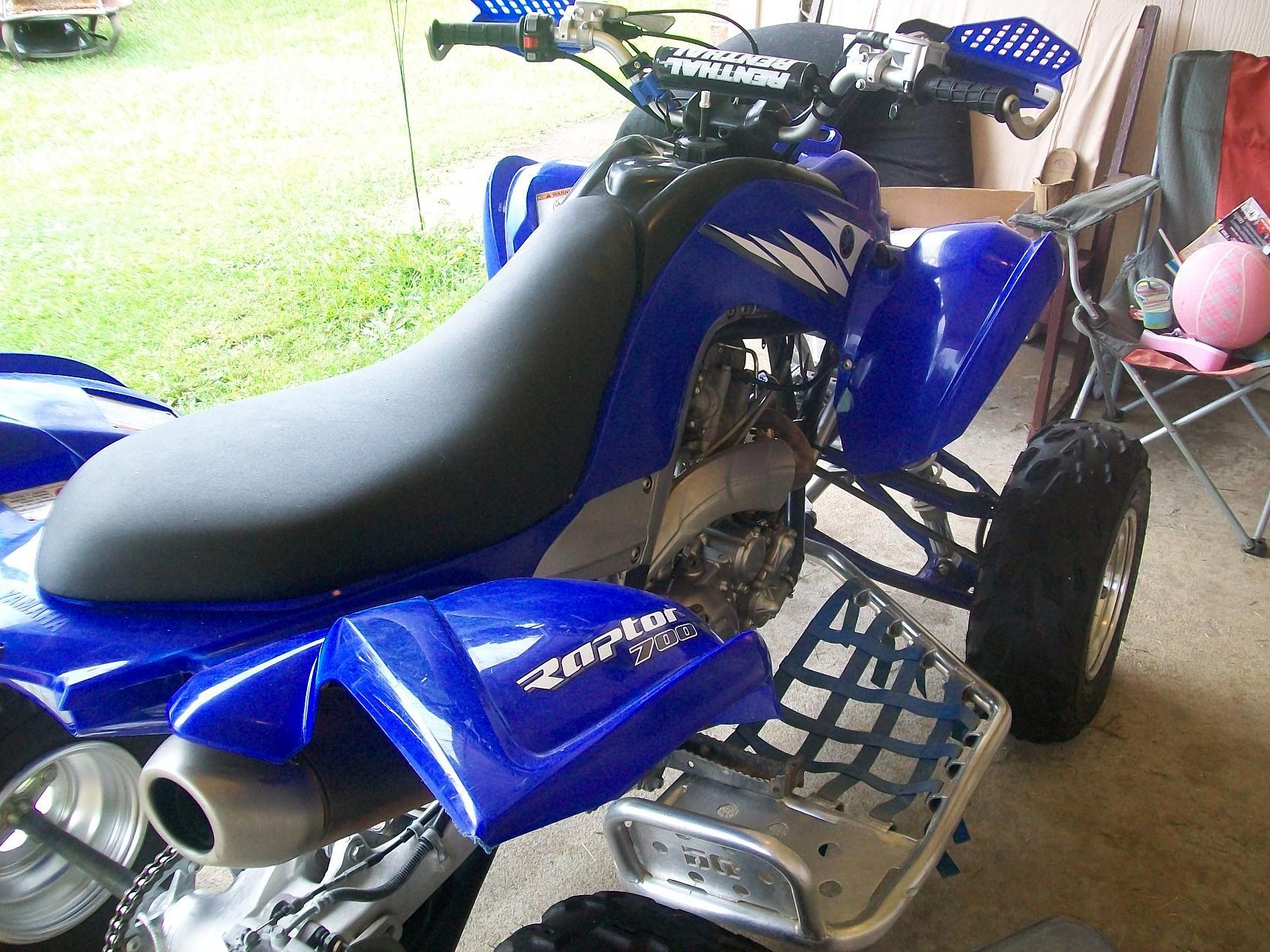 Yamaha Raptor 700 For Sale >> 2006 yamaha raptor 700 efi - R/C Tech Forums