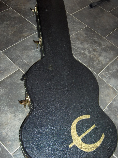 epiphone sg g400 w hard case electric guitar r c tech forums. Black Bedroom Furniture Sets. Home Design Ideas