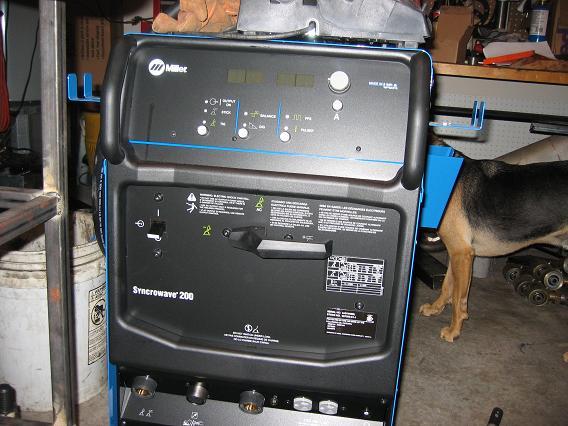 Miller Syncrowave 200 Tig Welder R C Tech Forums