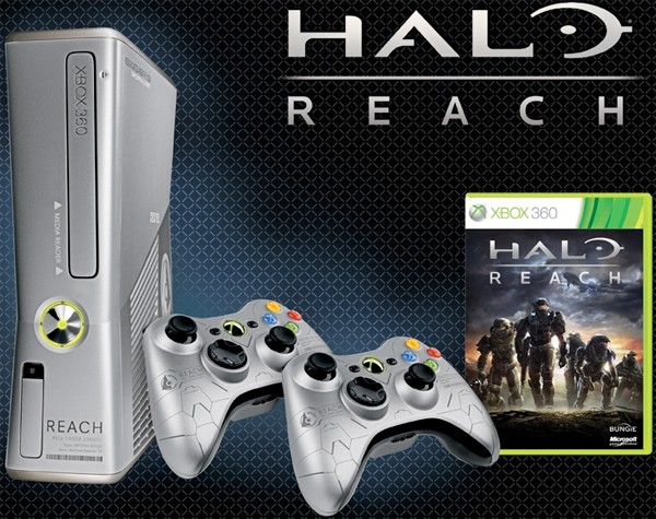 XBOX 360 S Halo Reach Edition - R/C Tech Forums