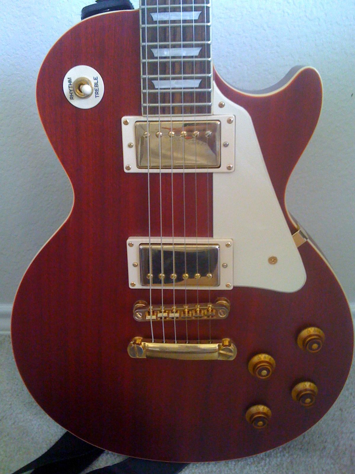 Epiphone Les Paul Standard Guitar w/AMP - R/C Tech Forums