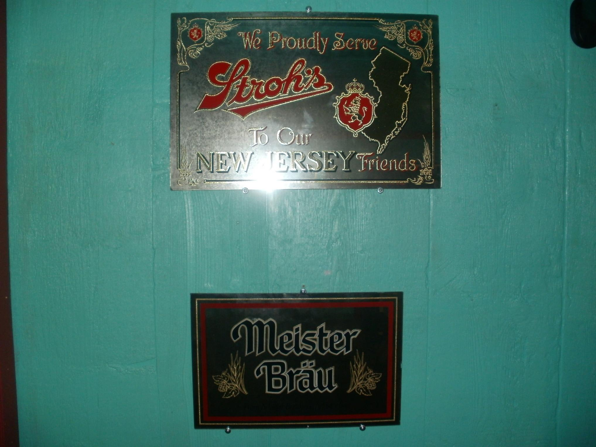 Electric Man Cave Signs : Man cave beer signs mirrors to trade for electric rig