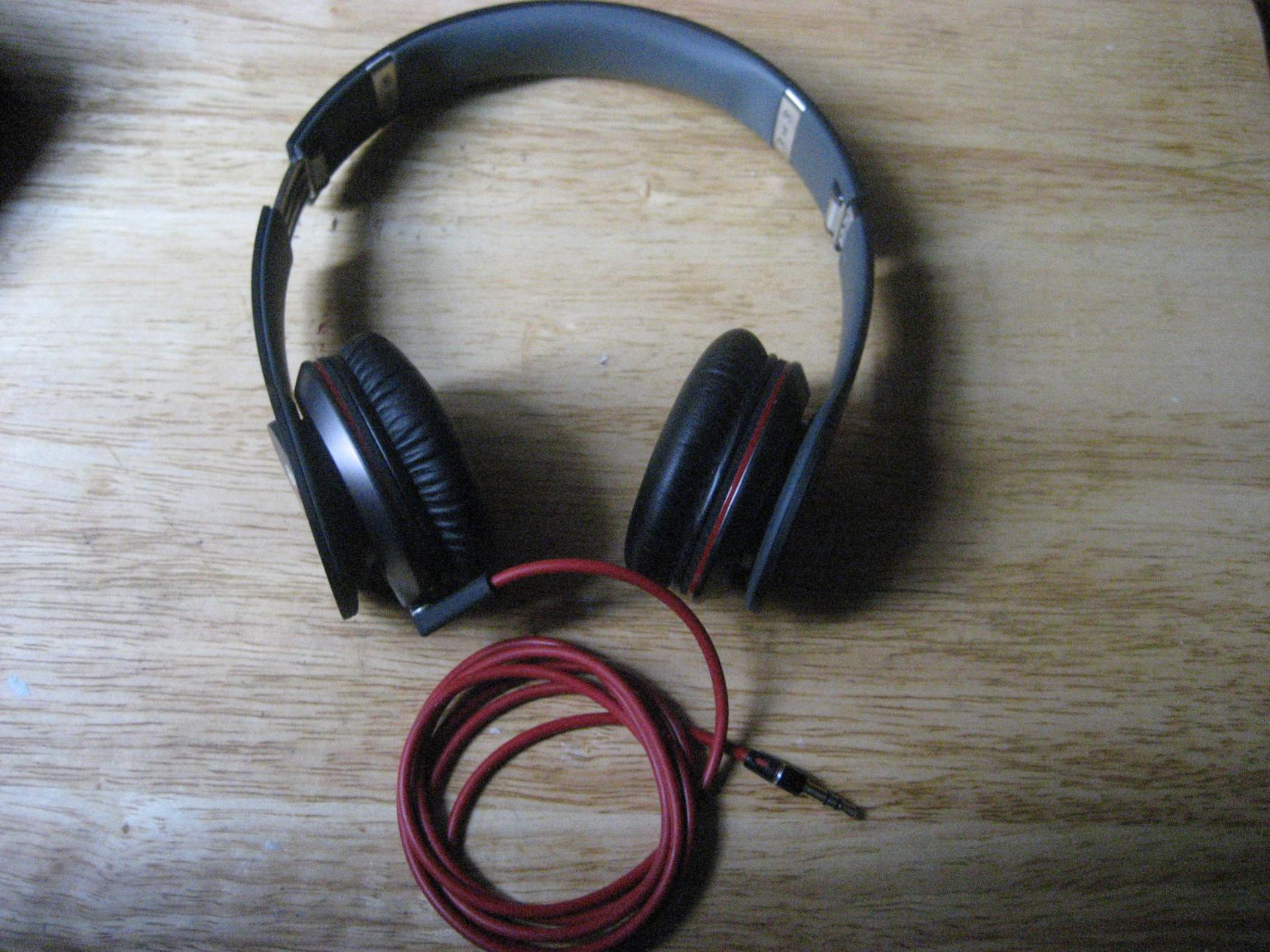 Beats By Dr. Dre - Monster Solo Over-the-Ear Headphones - R/C Tech ...