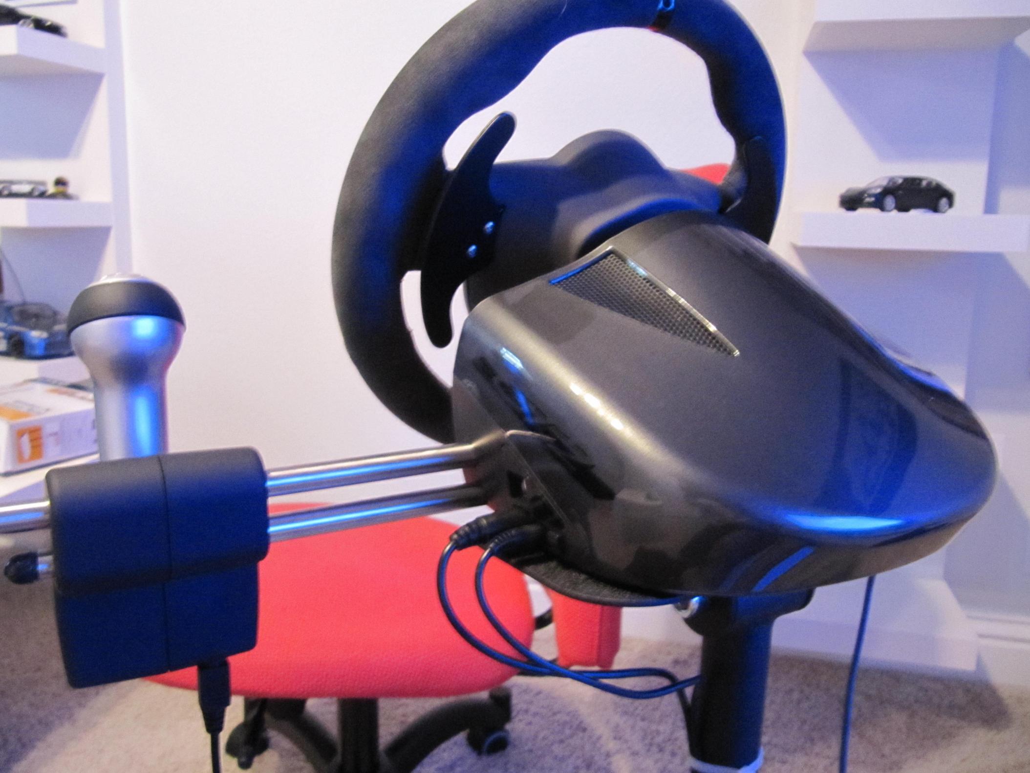 fanatec porsche 911 gt2 wheel for sale. Black Bedroom Furniture Sets. Home Design Ideas