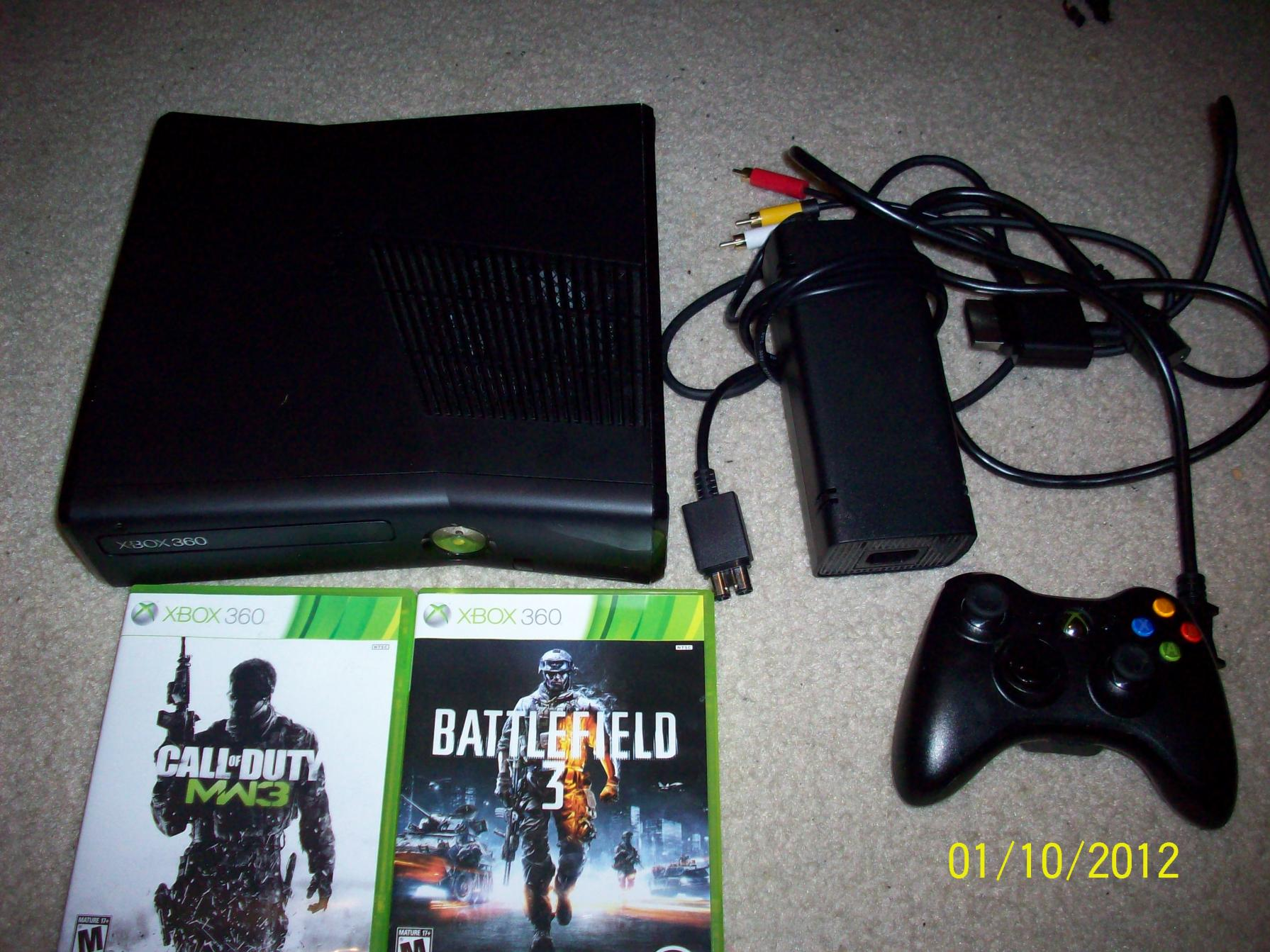 Hqdefault as well D Xbox Slim Gb Mw Battlefield moreover Maxresdefault likewise Maxresdefault further Nxe. on xbox 360 slim