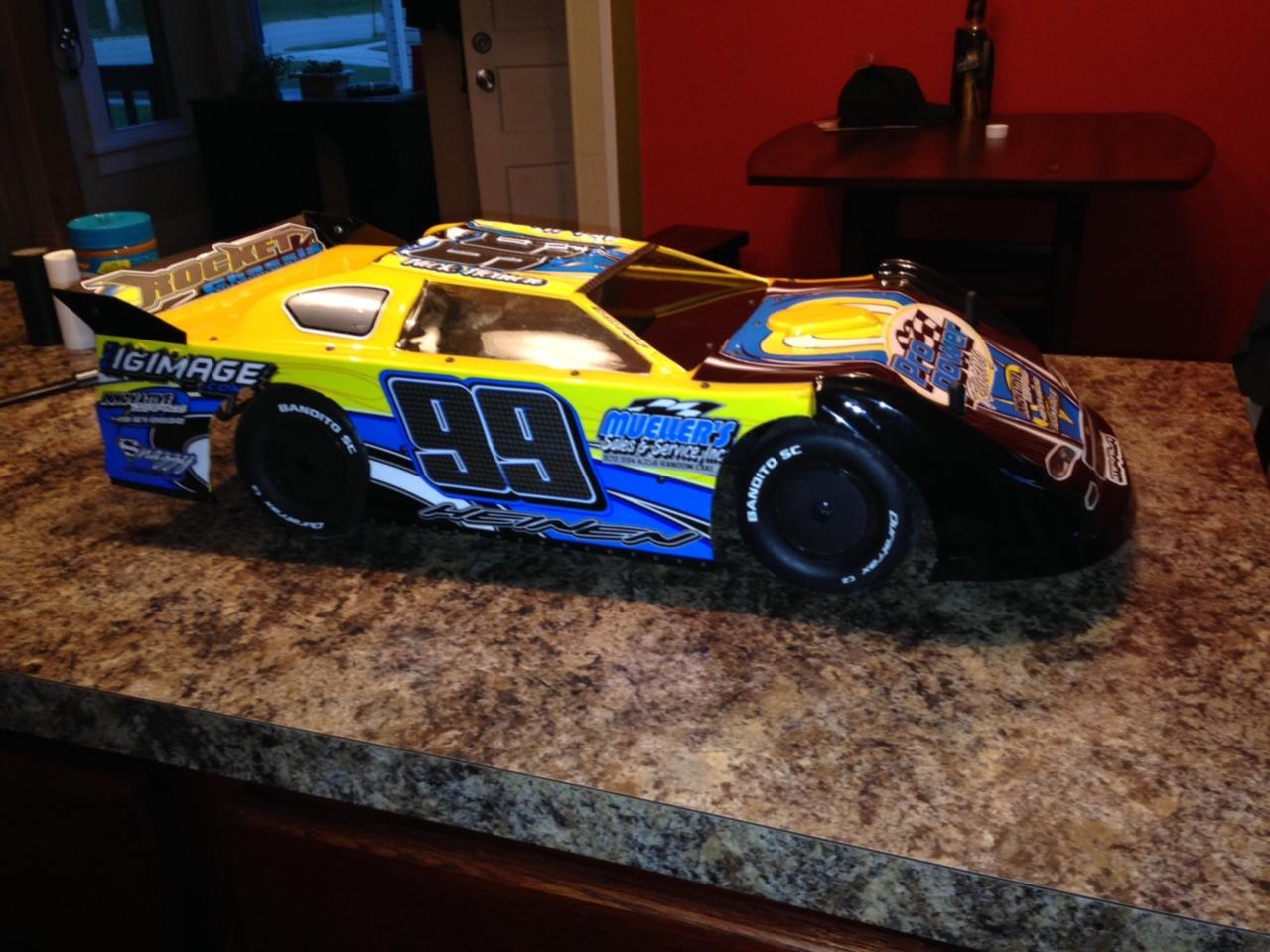 short course 2 1/8 late model conversions - Page 75 - R/C