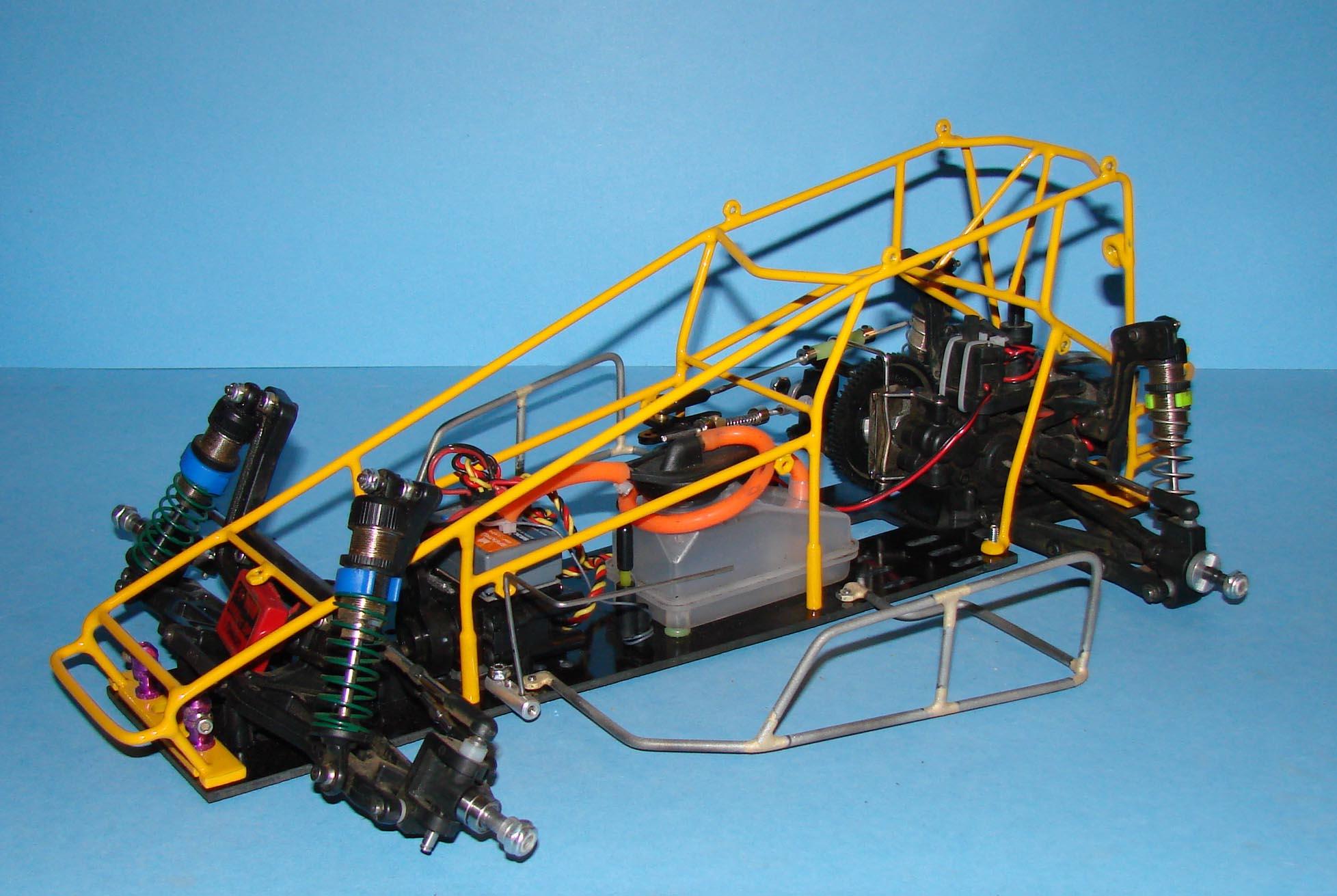 Backyard Chassis Sprint Car R C Tech Forums