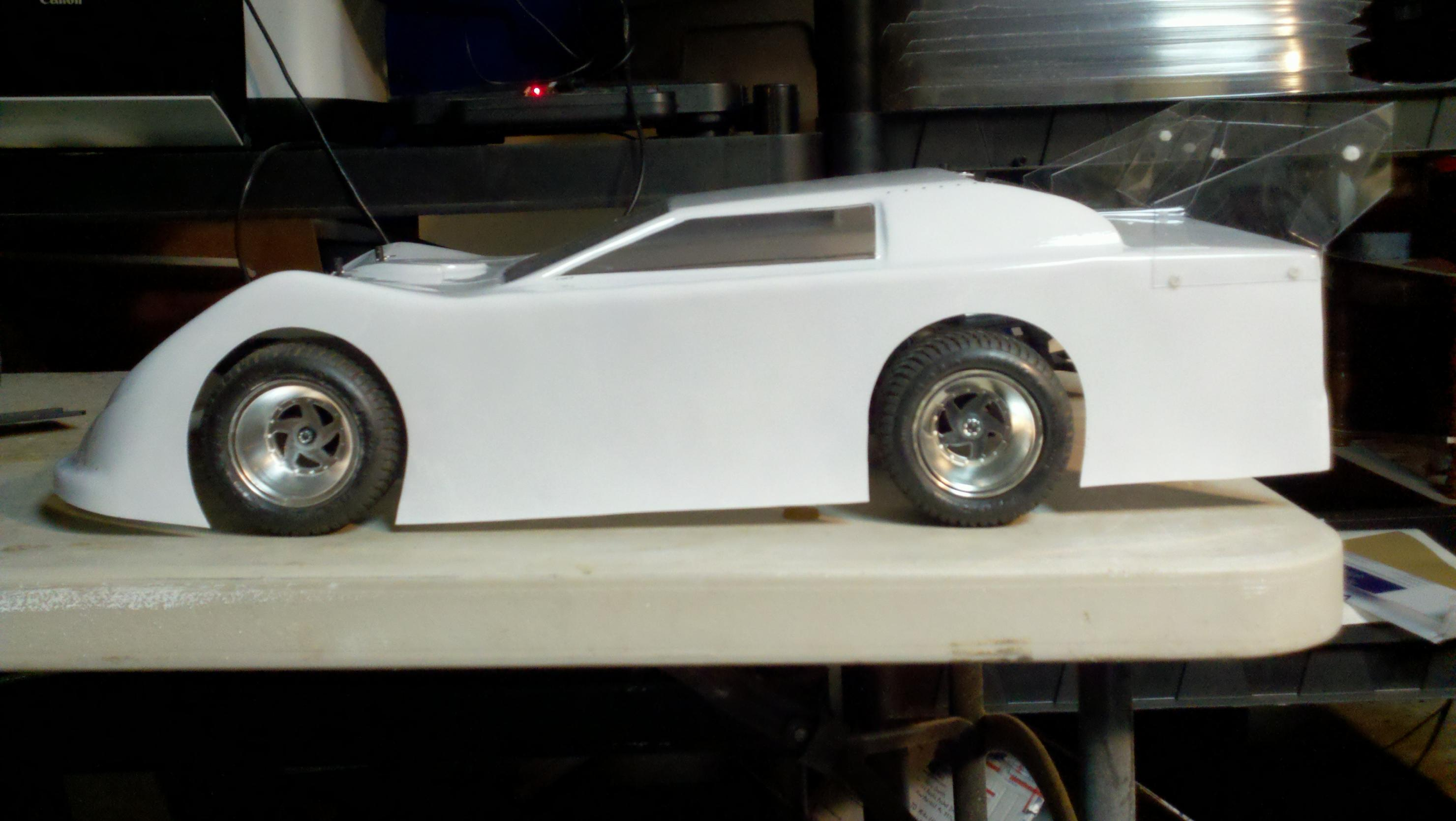 Need advice for a 2wd SCT concrete oval class - R/C Tech Forums
