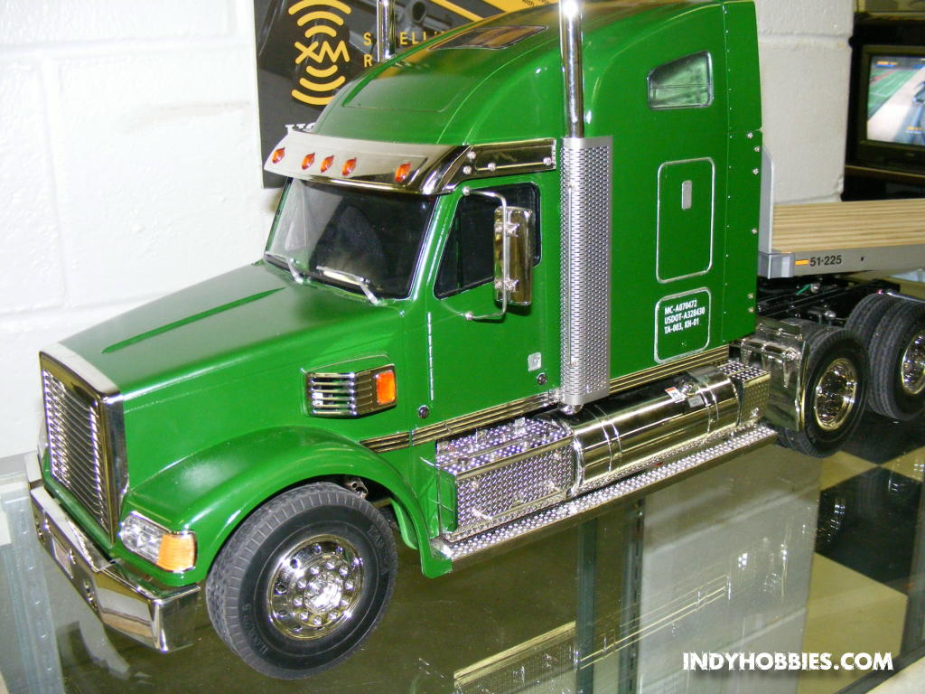 TAMIYA 1/14th Scale Knight Hauler Semi-Truck - R/C Tech Forums