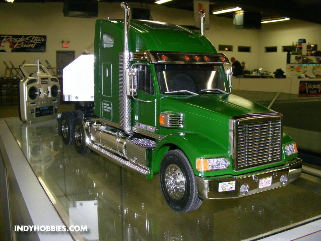 TAMIYA 1/14th Scale Knight Hauler Semi-Truck - R/C Tech Forums