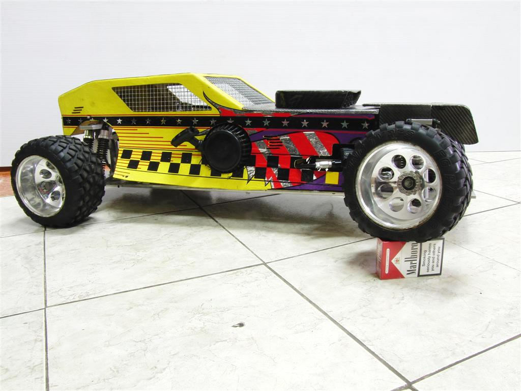 Giant rc car brushless project need advice! - R/C Tech Forums