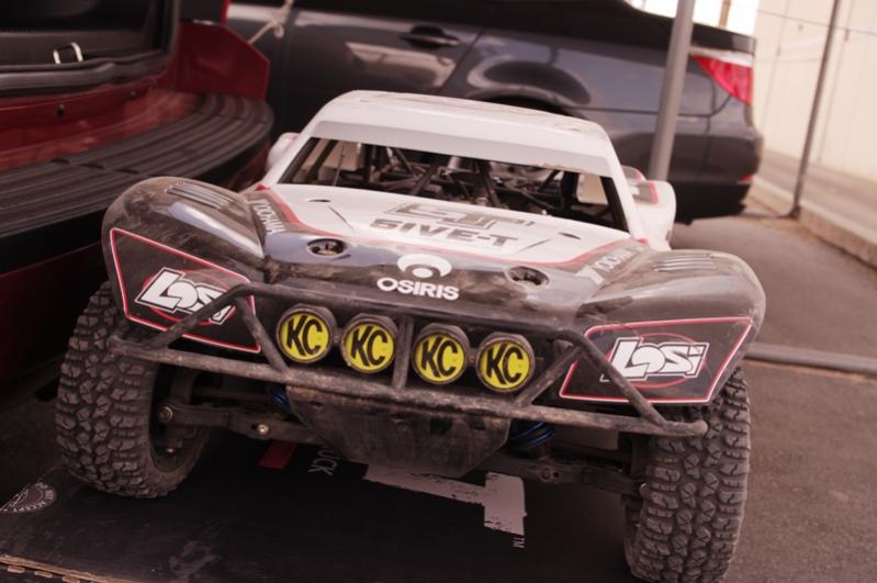 Losi 5ive T Brushless Conversion Project Page 2 R C