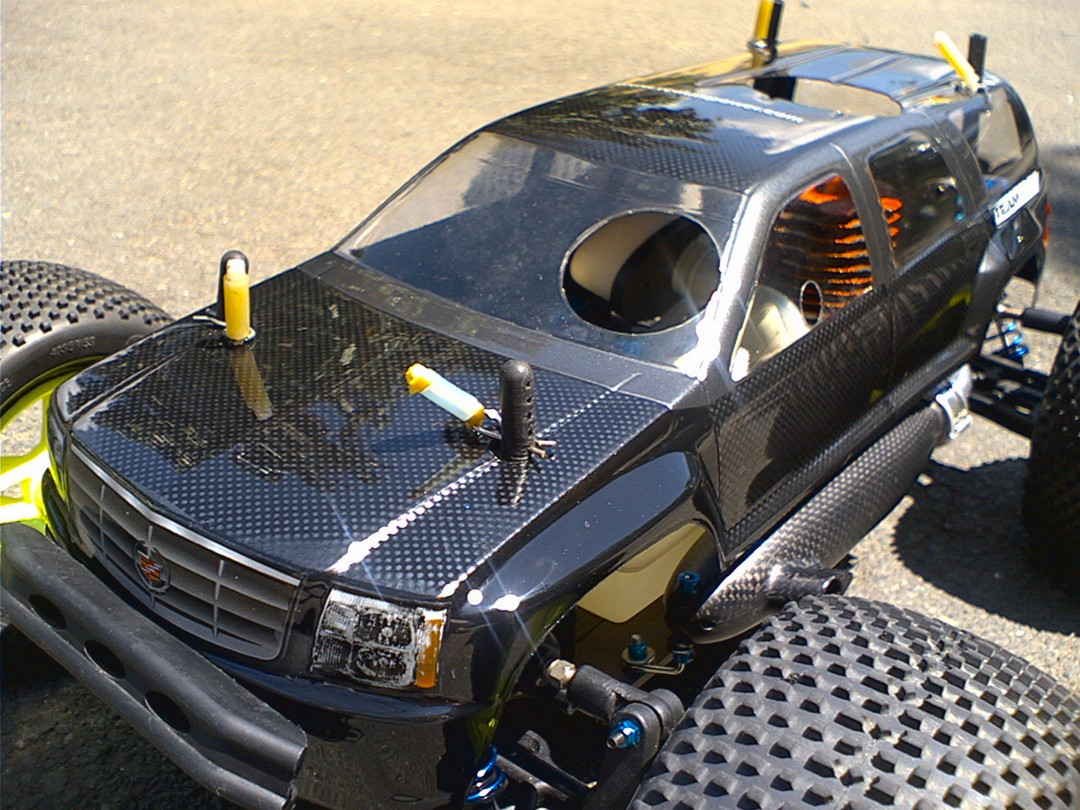how to paint carbon fiber look