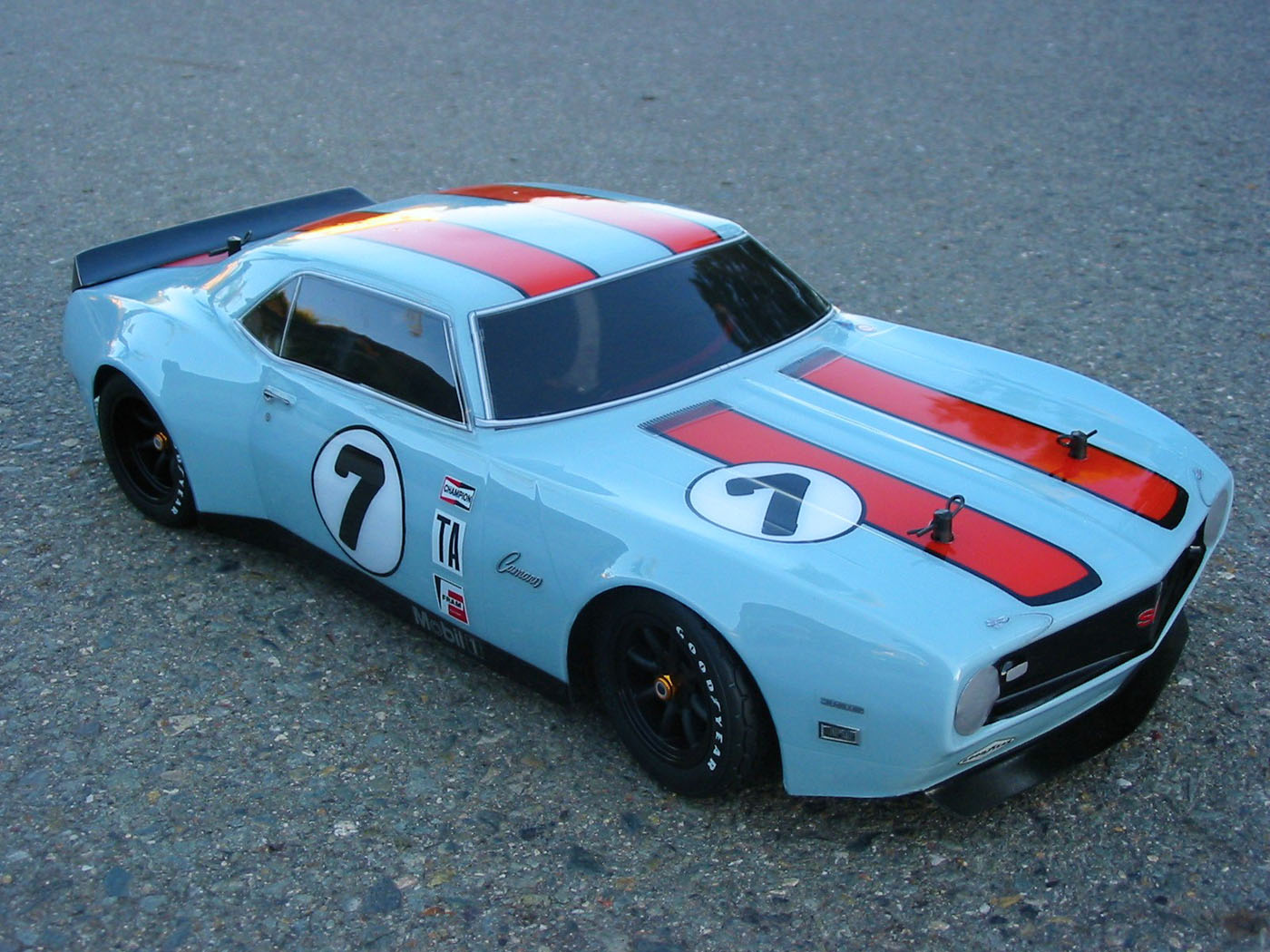 U.S. Vintage Trans-Am [PICS & PAINT Discussion ONLY!!!] - Page 36 ...