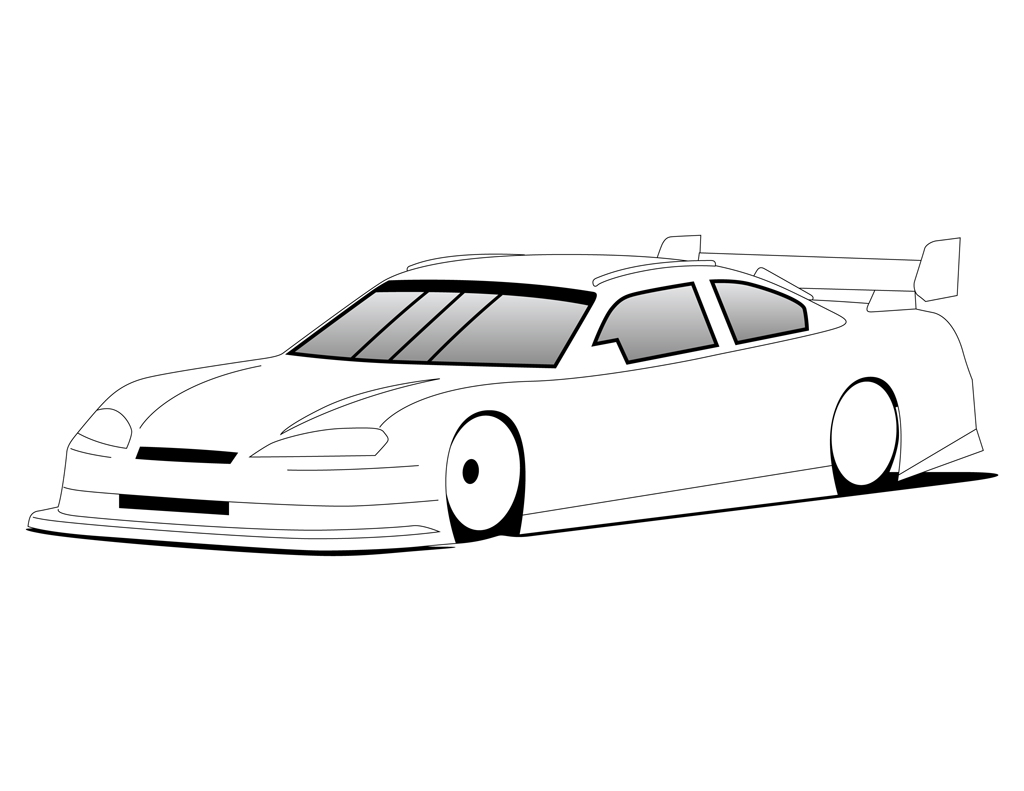 blank race car templates car forum autos weblog