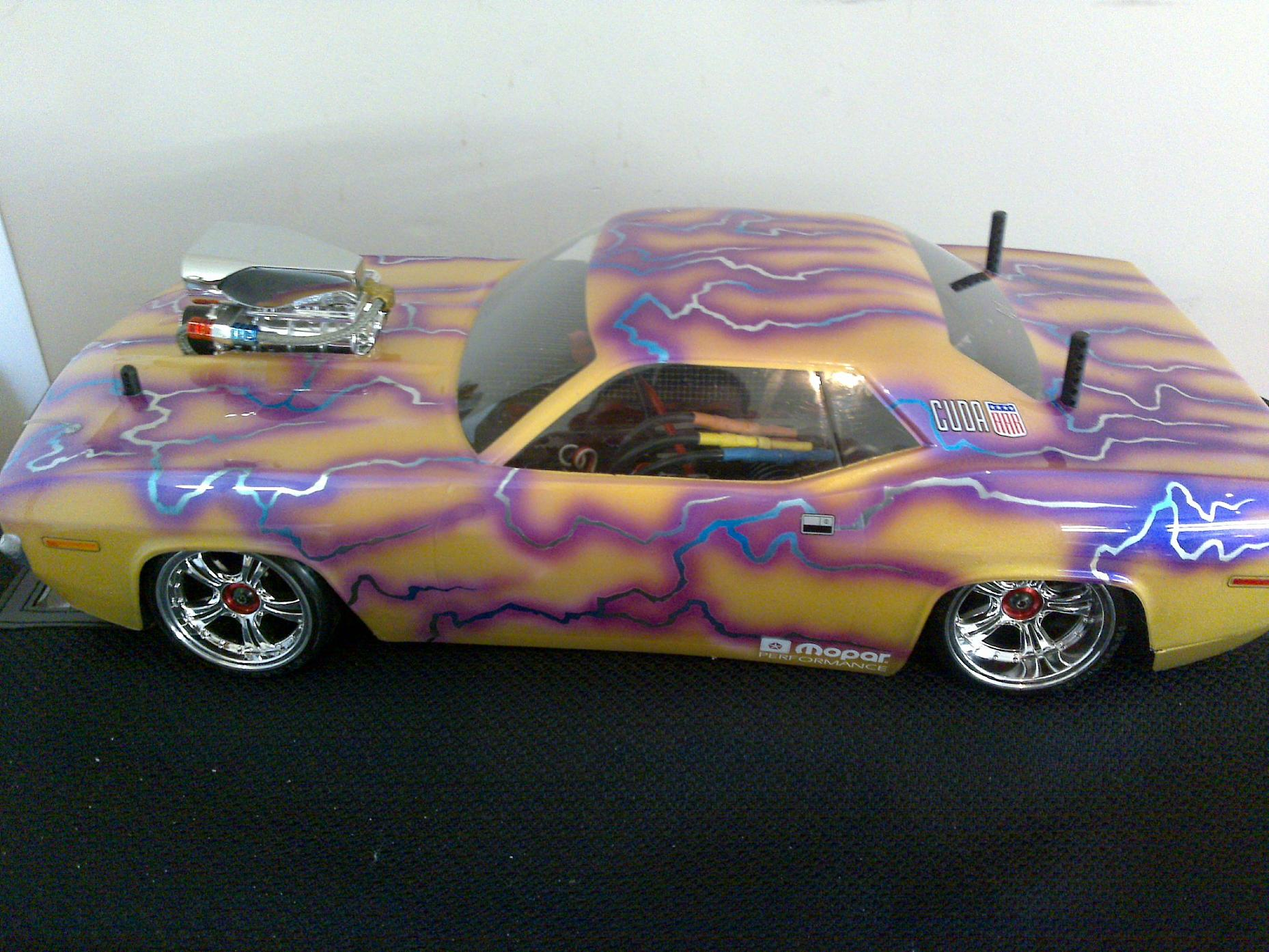 Your custom paintjobs page 1016 r c tech forums for Car paint designs pictures